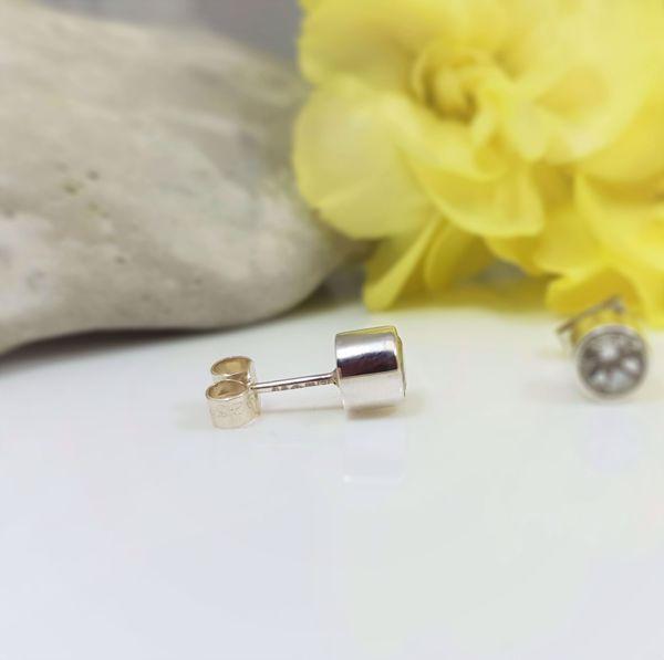 Picture of Topaz stud earrings